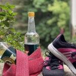 Effektives Training mit Wasserflaschen