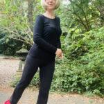5 Übungen: Knack-Po-Training