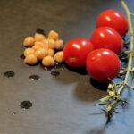 Rezept: Lauwarmer Hähnchen-Kichererbsen-Salat