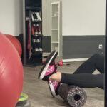 Training mit der Faszienrolle: Die besten Übungen für Zuhause