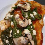 Rezept: Ungewöhnliche Veggie-Pizza ohne Mehl